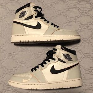 Nike Air Jordan 1 SB Retro OG High NYC to Paris